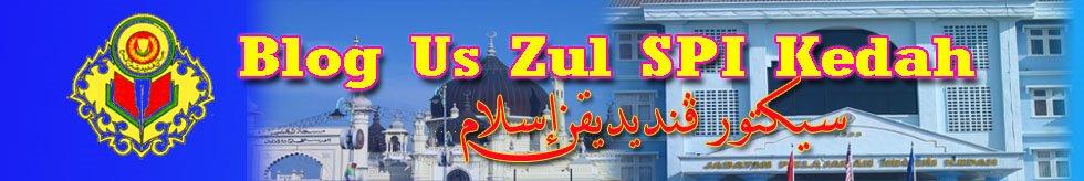 Blog Us Zul SPI Kedah