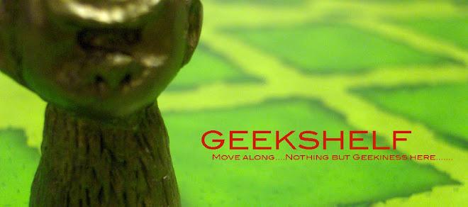 Geekshelf