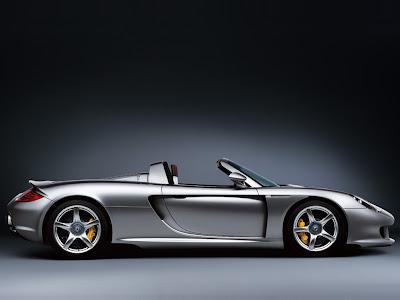 Porsche Carrera GT picture