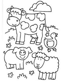 En la escuela caben tod s los animales de la granja for Como hacer una granja de peces