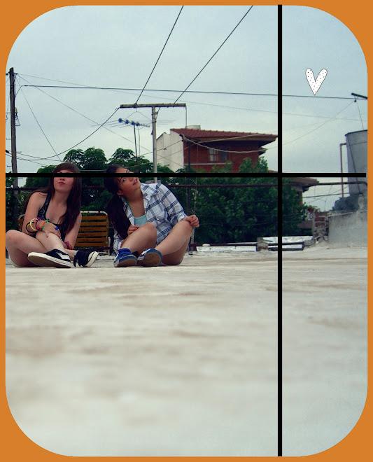Florencia, techo de fábrica, cables, ♥, casa de vecino,