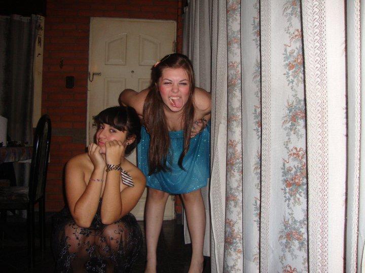 Es taaaaaaaaaaal nuestra locura, que somos amigas ♥