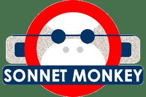 sonnet monkey logo