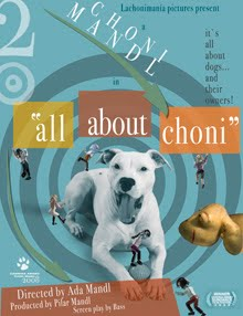 "Poster Película ""All about Choni"""