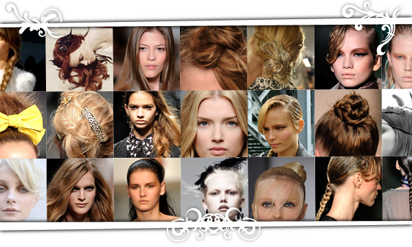 hair style, or hair colour? 2010 hair styles for women