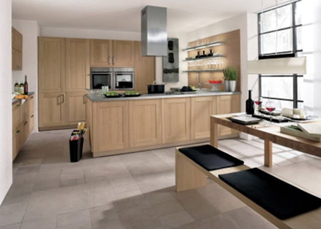 Small kitchen designs for Modern minimalist kitchen design