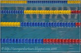 Un regard sur tours meeting national de natation de tours for Piscine gilbert bozon