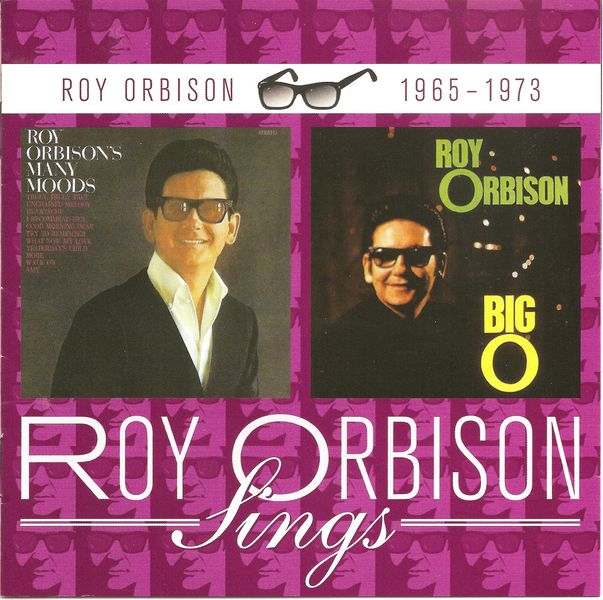 Roy Orbison - Roy Orbison, 1965-1973: Vol. 4 (Roy Orbison's Many Moods/The