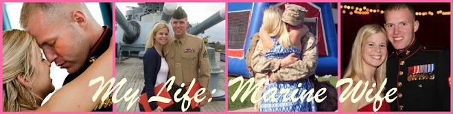 My Life: Marine Wife