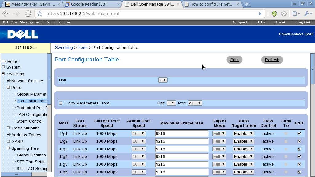 Link Aggregation and Ethernet Bonding | I Do Linux
