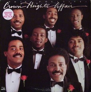 Crown Heights Affair - Think Positive (1982)