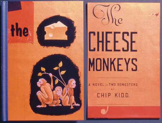 Fig17 The Cheese Monkeys A Novel In Two Semesters By Chip Kidd