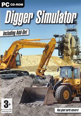 Digger Simulation
