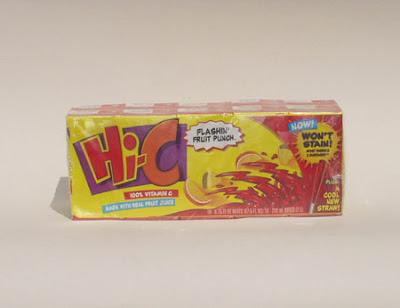 Hi C Juice Box Coupons