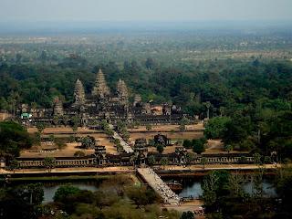 A Visit to Angkor Wat