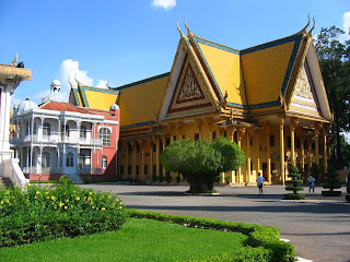 Phnom Penh is My Best City