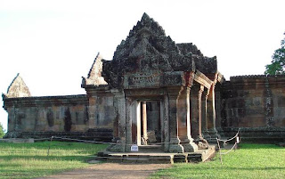 Advantages of Prasat Preah Vihear
