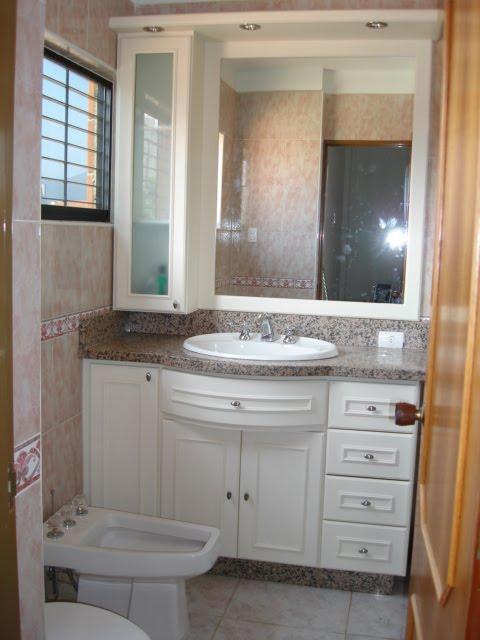 Carpintero Interior Exterior Ba Os Muebles Con Espejo