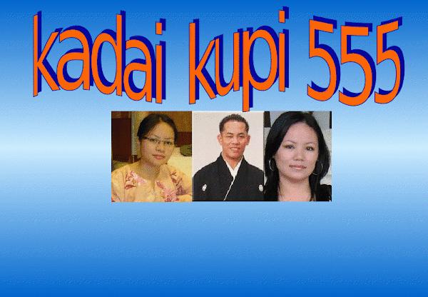 KADAI KUPI 555