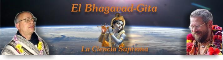 Bhagavad Gita - Ciencia Suprema
