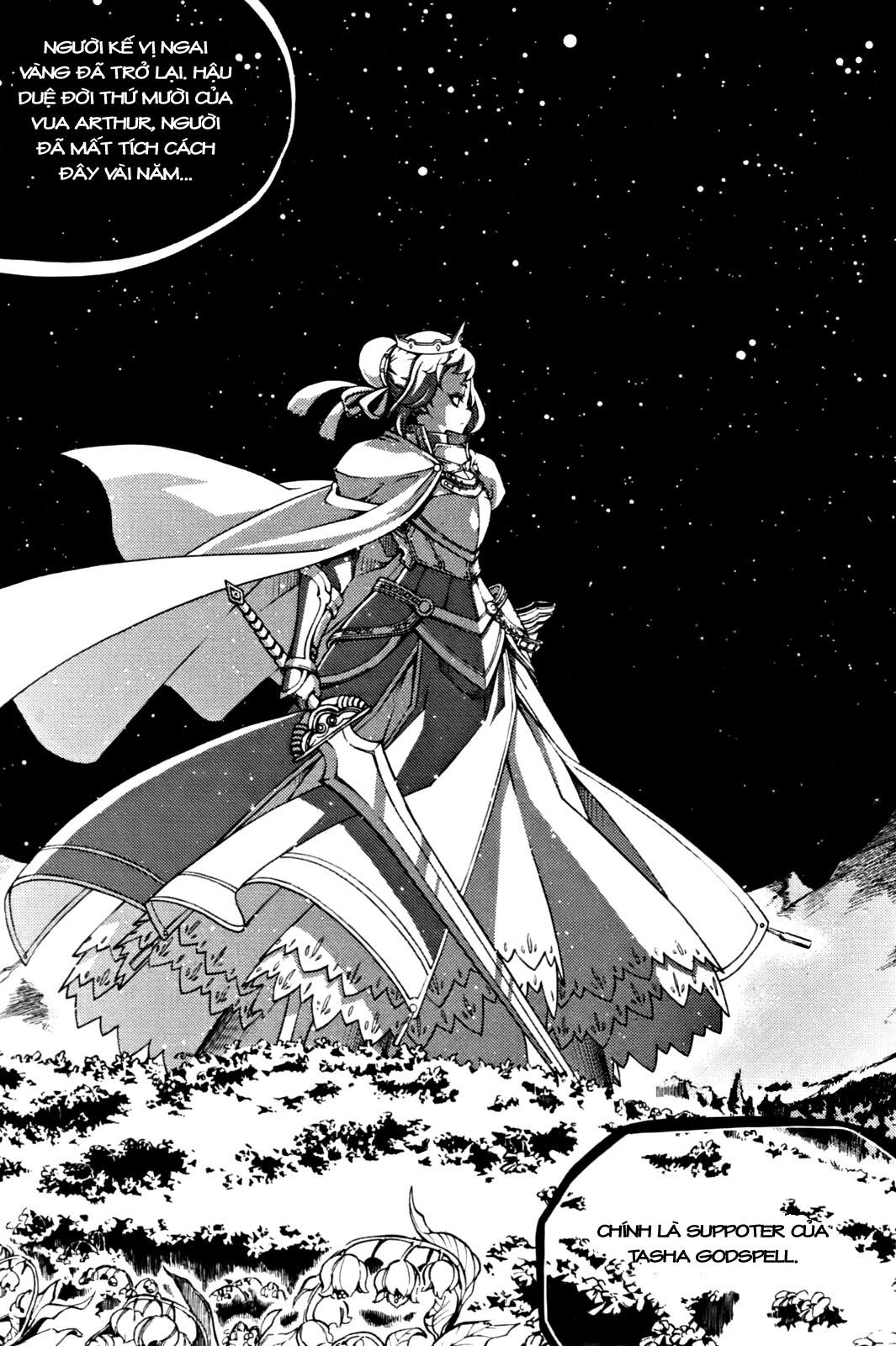 Witch Hunter – Thợ Săn Phù Thủy chap 51 Trang 10 - Mangak.info