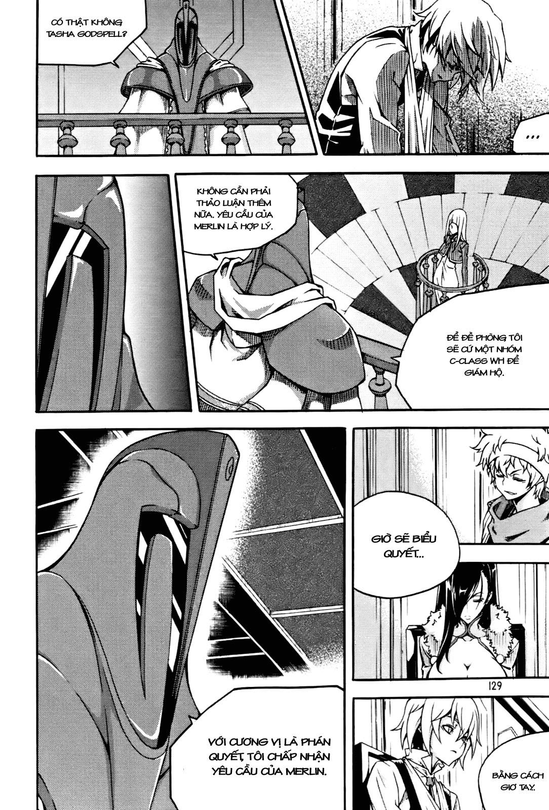 Witch Hunter – Thợ Săn Phù Thủy chap 51 Trang 11 - Mangak.info