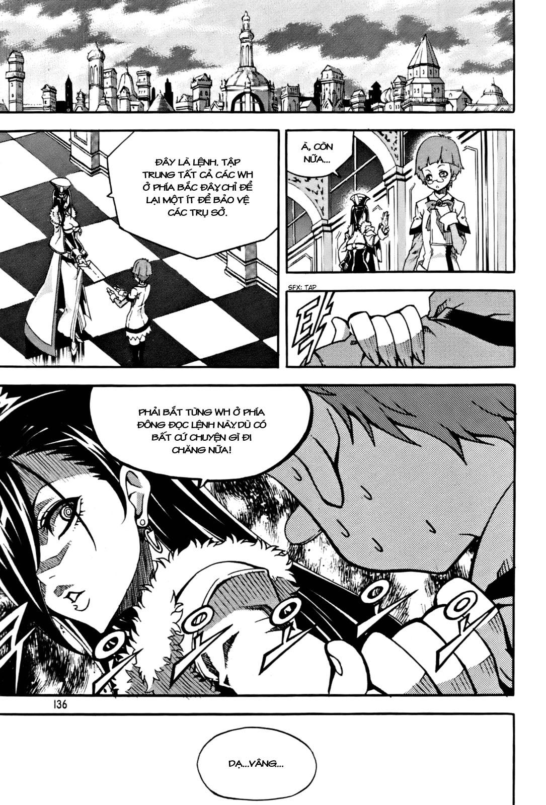 Witch Hunter – Thợ Săn Phù Thủy chap 51 Trang 18 - Mangak.info