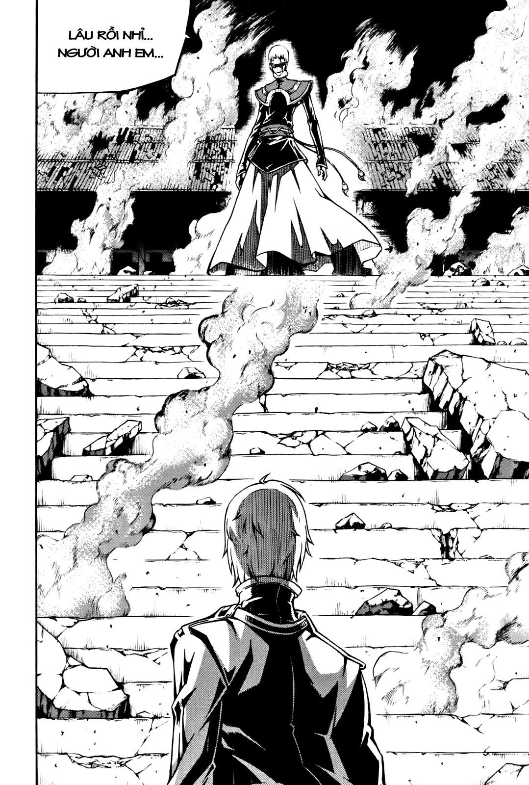 Witch Hunter – Thợ Săn Phù Thủy chap 51 Trang 24 - Mangak.info