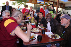 Lunch with his Holiness