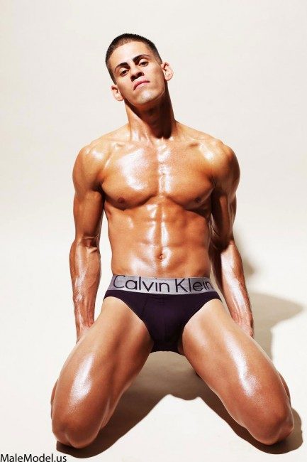Calvin Klein Male Underwear Models