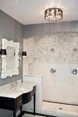 Spring Trend Hip Classics The Tile Shop Design By Kirsty - Carrara gris porcelain tile