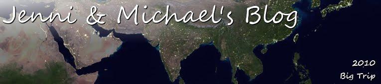 Jenni and Michael's Blog