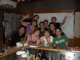 En el bar de Setsuko san