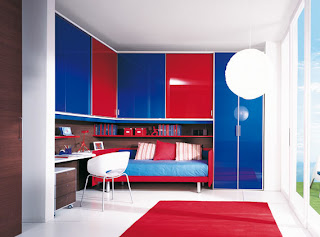 Bedroom interior design child from Sangiorgio
