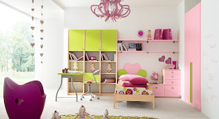 kid bedroom, image