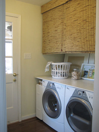 Zebra Laundry Room - Modern Interior Design