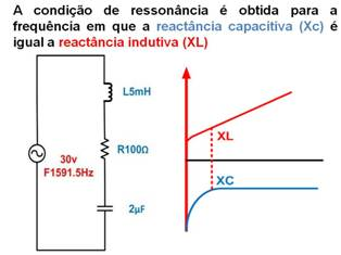 Exercício 7 Circuito RLC Calcular XL? XC? ZT? I ? UL? UR?