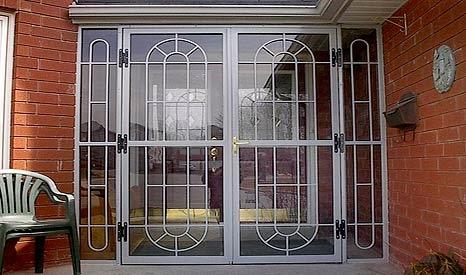 Puertas metalicas portones puertas de madera - Puertas de hierro para exteriores ...