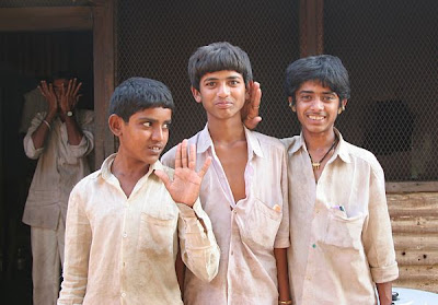Boys at Kileswar