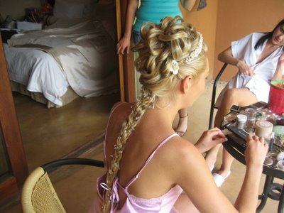 wavy wedding hairstyles. Blonde Hair, Bridal Hairstyles