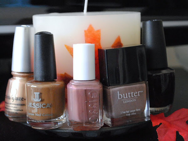 What's Your Favorite Fall Nail Polish?