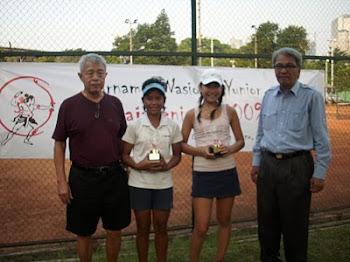 Remaja Tenis Jakarta 2009