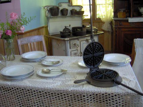 Cocina chilena waffles - Cocinas de lena antiguas ...