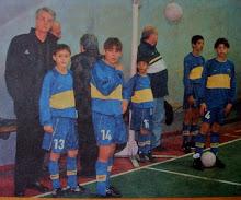 VISITANDO CLUB PARQUE
