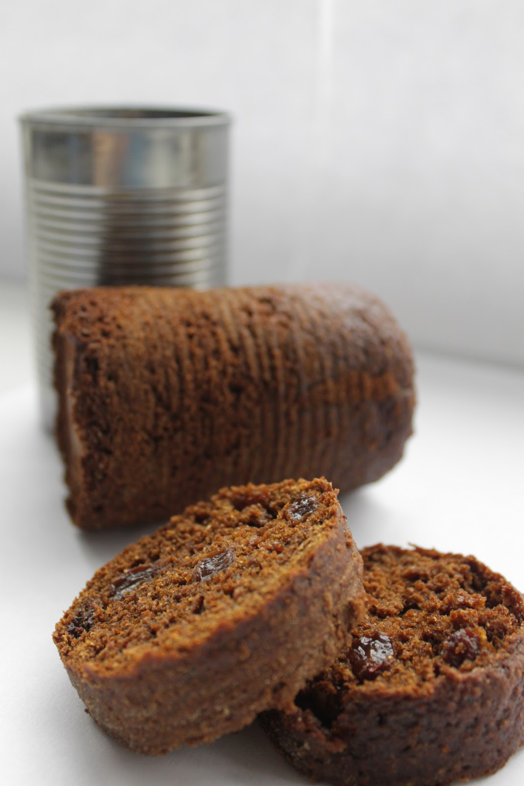 Boston Brown Bread (from My Mom's Best Recipes Cookbook)