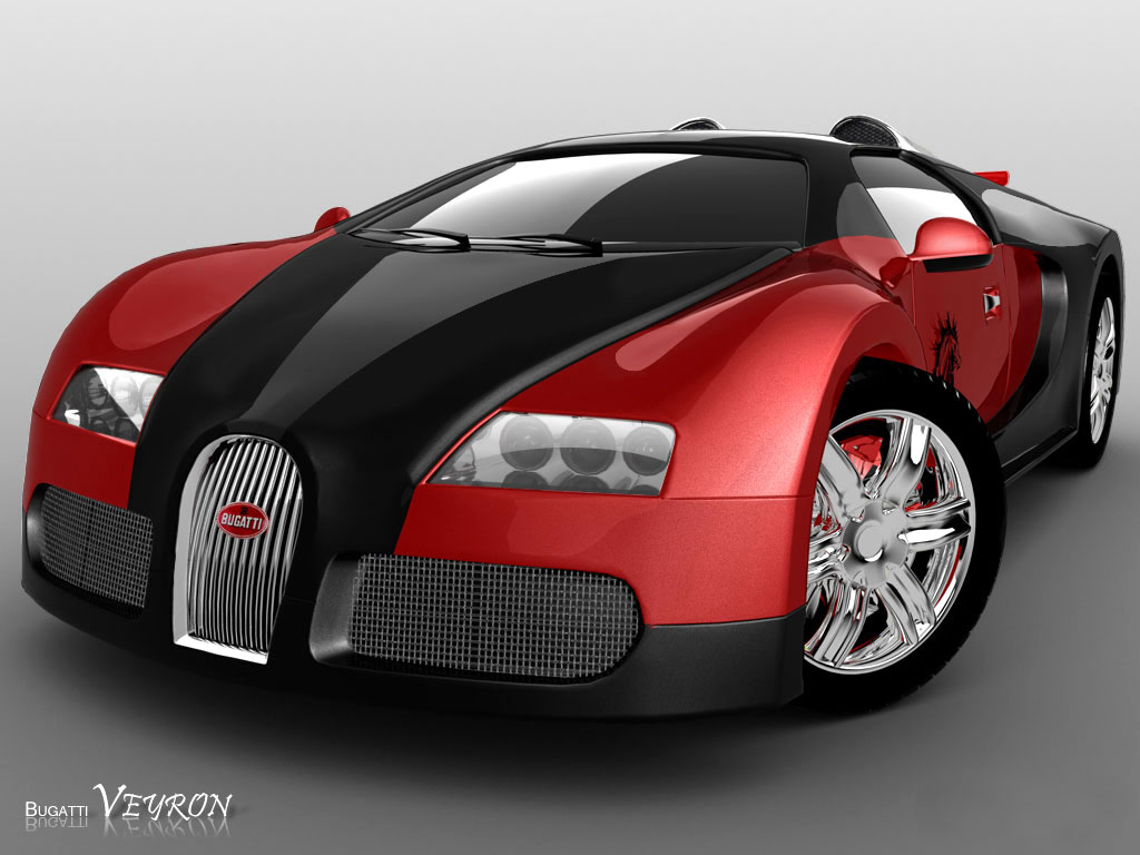 and fastest car, Bugatti