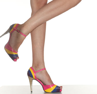 latest happenings high heels are injuring millions while