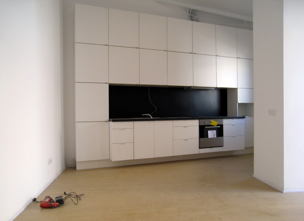 Way arquitectos juanvi pascual mapi oltra especial cocinas - Puerta cocina ikea ...