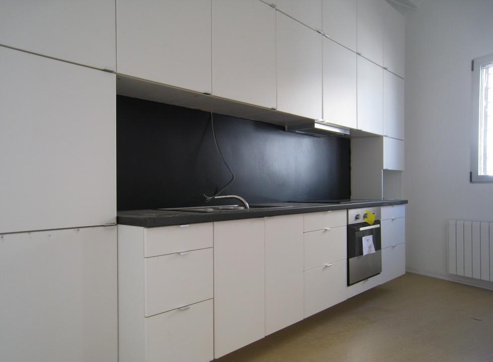 Way arquitectos juanvi pascual mapi oltra especial cocinas for Separacion de muebles cocina comedor
