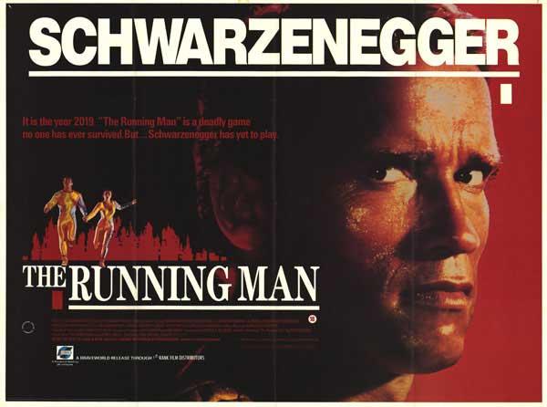 Running man arnold